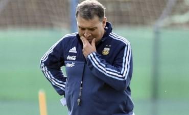 ¡Hay equipo para jugar con Colombia! Martino decidió poner su '11 ideal', con Agüero y Otamendi