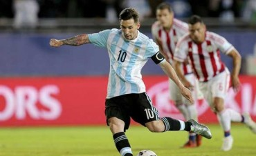 Argentina busca la final ante un aguerrido Paraguay