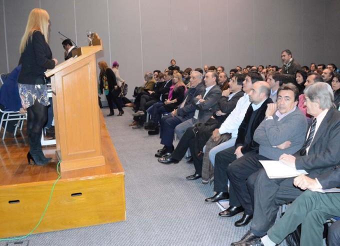 Mirolo participó en la Jornada de Articulación Nacional con los Municipios