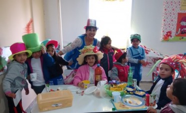 Jardines de infantes estrechan lazos