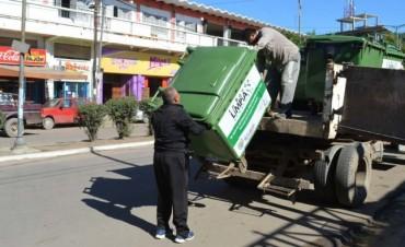 Indignación en el Departamento Ejecutivo Municipal por el robo de contenedores de basura