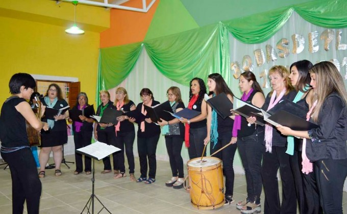 """El coro municipal """"Voces Femeninas"""" se presentará en el Concierto de Música Coral"""