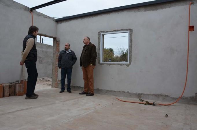 El municipio avanza en la construcción de un nuevo Camm en el barrio San Javier I