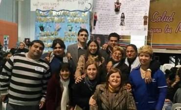 """Personal de Salud Municipal participó del encuentro por el """"Día de la Acción por la Salud de las Mujeres"""""""