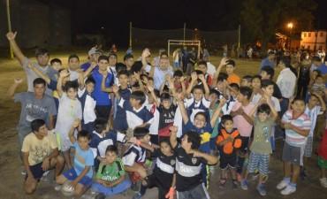 La dirección de Deporte  apoya y motiva a los jóvenes a participar sanamente en diferentes actividades