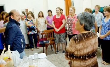 El municipio ratifica la defensa y promoción de los derechos del adulto mayor