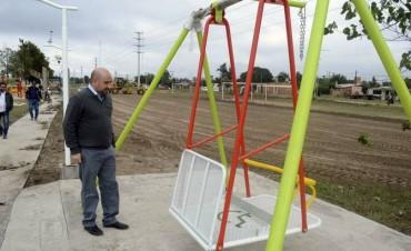 El municipio lleva adelante un ambicioso plan de recuperación de terrenos baldíos