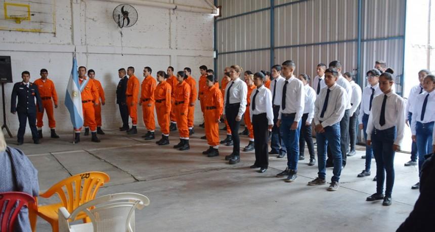 """Con un emotivo acto se celebró el """"Día Nacional del Bombero"""" en La Banda"""