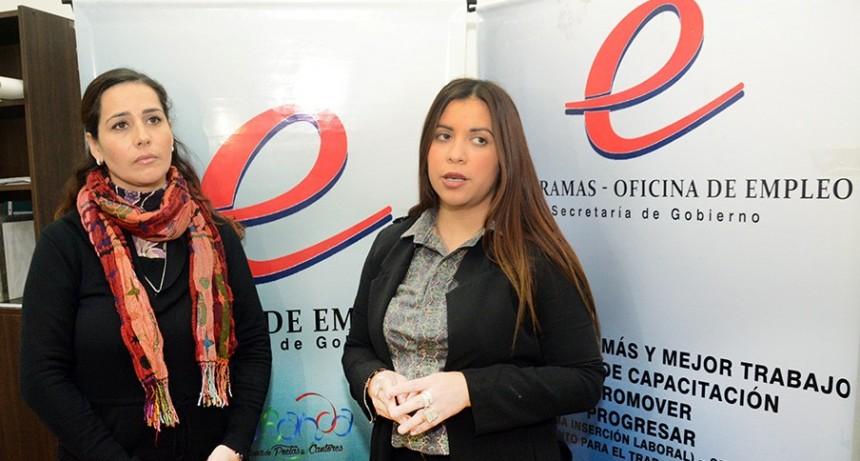 El municipio incorpora jóvenes a un programa de capacitación e inserción laboral