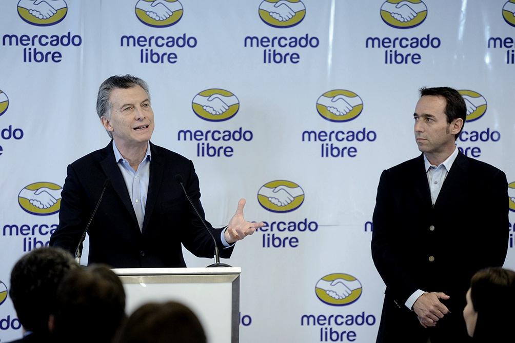 El presidente Macri asistirá a la inauguración de nuevas instalaciones de Mercado Libre
