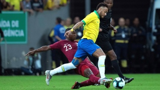 Neymar estará cuatro semanas inactivo