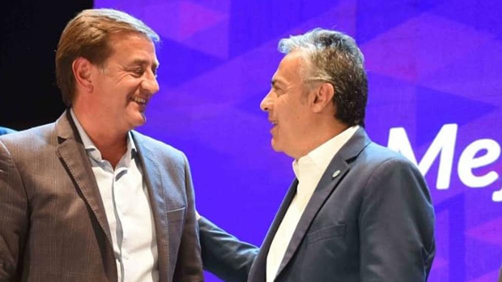 Rodolfo Suárez fue el candidato más votado en las primarias mendocinas