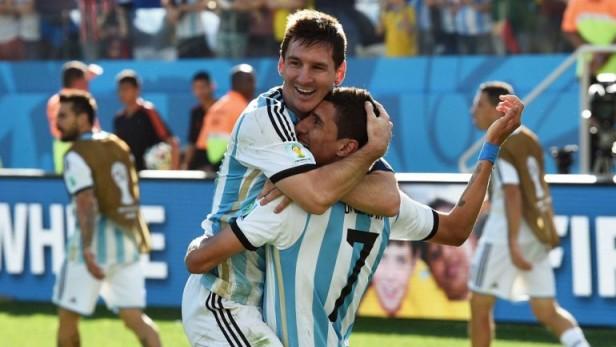 Argentina ganó un partido dramático ante Suiza y avanzó a cuartos de final