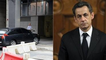 Francia: detuvieron al ex presidente Nicolas Sarkozy por un caso de tráfico de influencias