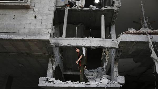 """Tras la negativa de Hamas a un alto el fuego, Israel ordena """"actuar con fuerza"""""""