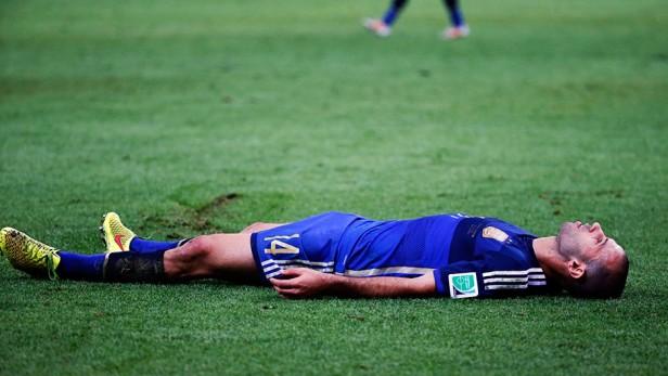 Mascherano amenazó con no jugar más en la Selección por Grondona
