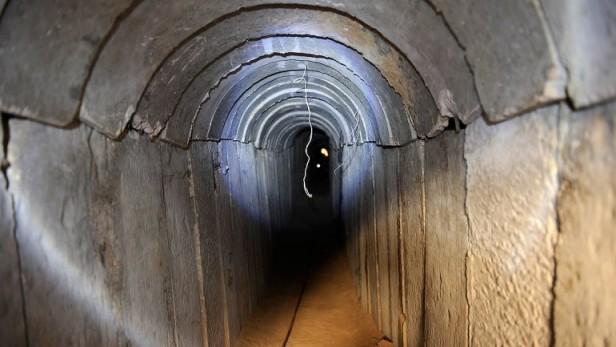 Israel encontró las bocas de 13 túneles en la Franja de Gaza