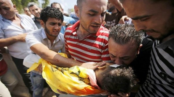 Ascienden a 339 los palestinos muertos por la ofensiva israelí en Gaza