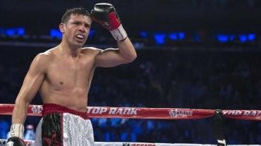 'Maravilla' Martínez anunció que volverá a pelear por el título