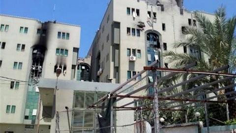 Hamas ocupó un hospital de la Franja de Gaza para armarse y atacar a Israel