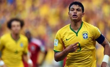 Brasil sufrió en los últimos minutos pero eliminó a Colombia y enfrentará a Alemania