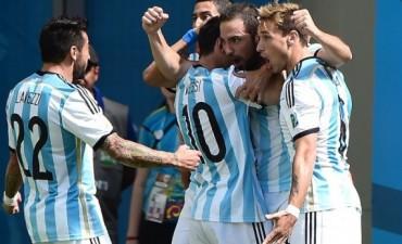 Argentina quebró el maleficio: después de 24 años volverá a las semifinales de un mundial