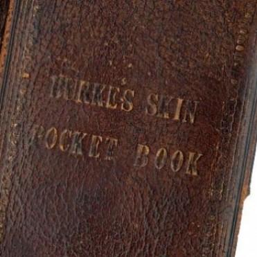 Historias macabras: libros con tapas de piel humana