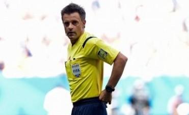 El árbitro de la final del Mundial será el italiano Nicola Rizzoli