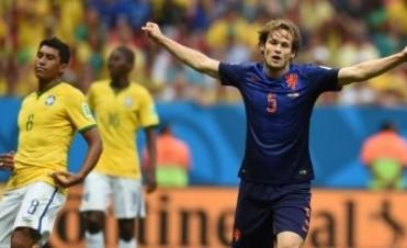 Sin premio consuelo: Brasil cayó por goleada con Holanda y no alcanzó el tercer puesto