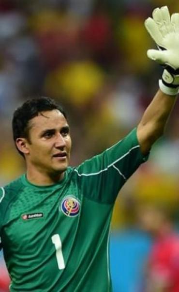 El Mundial, la gran góndola del fútbol: Keylor Navas es el nuevo arquero de Real Madrid