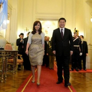 Xi Jinping agradeció a Cristina Kirchner por la hospitalidad y la invitó a China