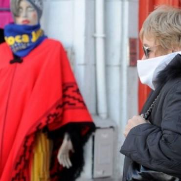 Más de un tercio del país llegó a temperaturas bajo cero