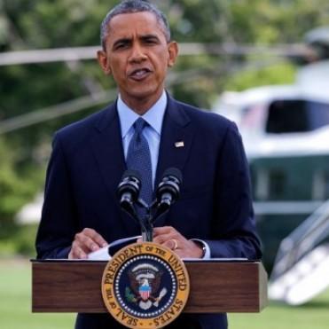 Obama anunció fuertes sanciones contra Rusia y aclaró que