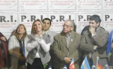 Ana Corradi lanzó su candidatura a la intendencia por La Banda