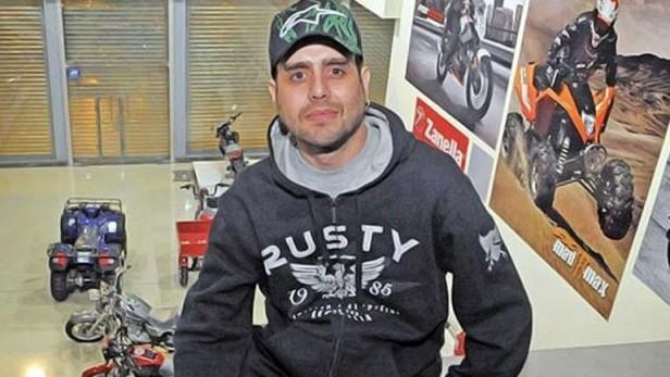 Carlitos Nair, procesado con prisión preventiva por robo con armas