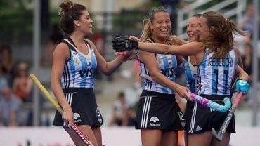 Las Leonas lograron su plaza para Río 2016