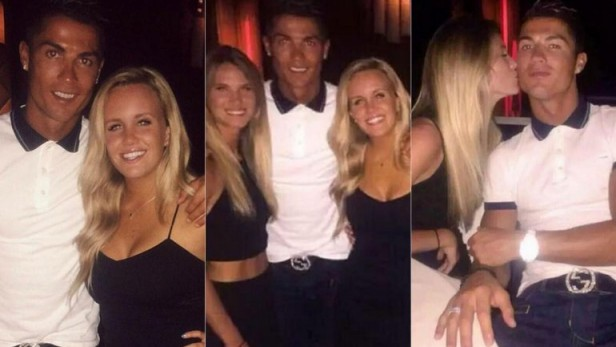 Cristiano halló el celular de una rubia y se lo devolvió en una cita