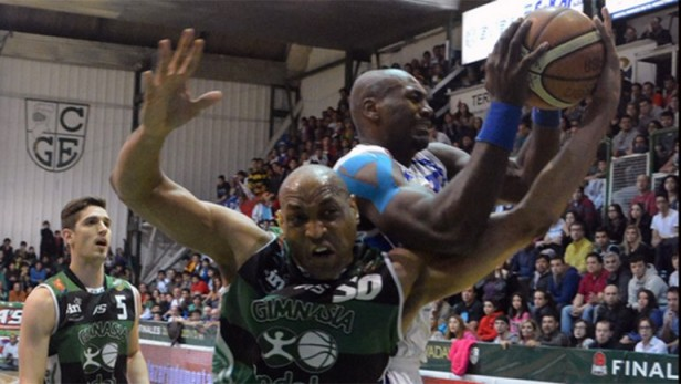 Liga Nacional: Gimnasia derrotó a Quimsa y descontó la serie de la final