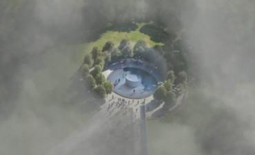 Holanda inaugura parques con turbinas capaces de purificar el aire tóxico de grandes ciudades