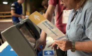 Los resultados de las elecciones porteñas se conocerán recién después de la medianoche