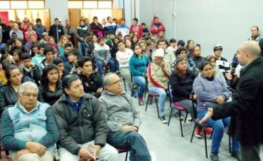 Agrupaciones peronistas brindaron su apoyo a la propuesta del Frente UNA