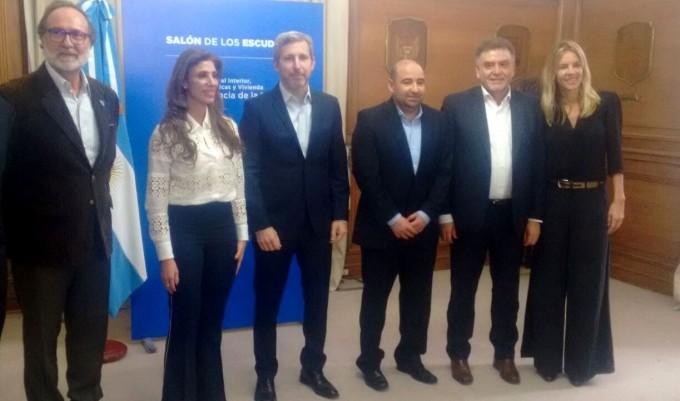 Mirolo firmó convenio con la Nación para la remodelación del Mercado Unión y la urbanización del barrio Sarmiento