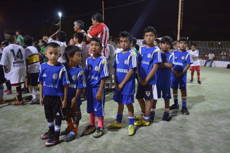 Organizan un torneo de fútbol infantil en el CIC