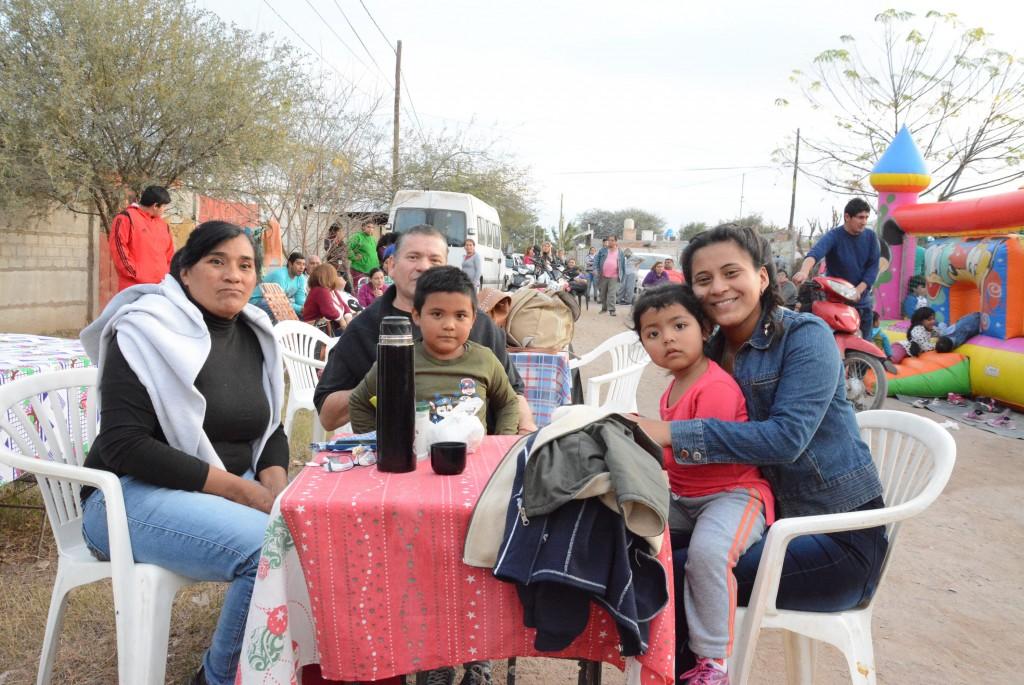 Municipio y vecinos organizan los festejos por el 85º aniversario del barrio Villa Rojas
