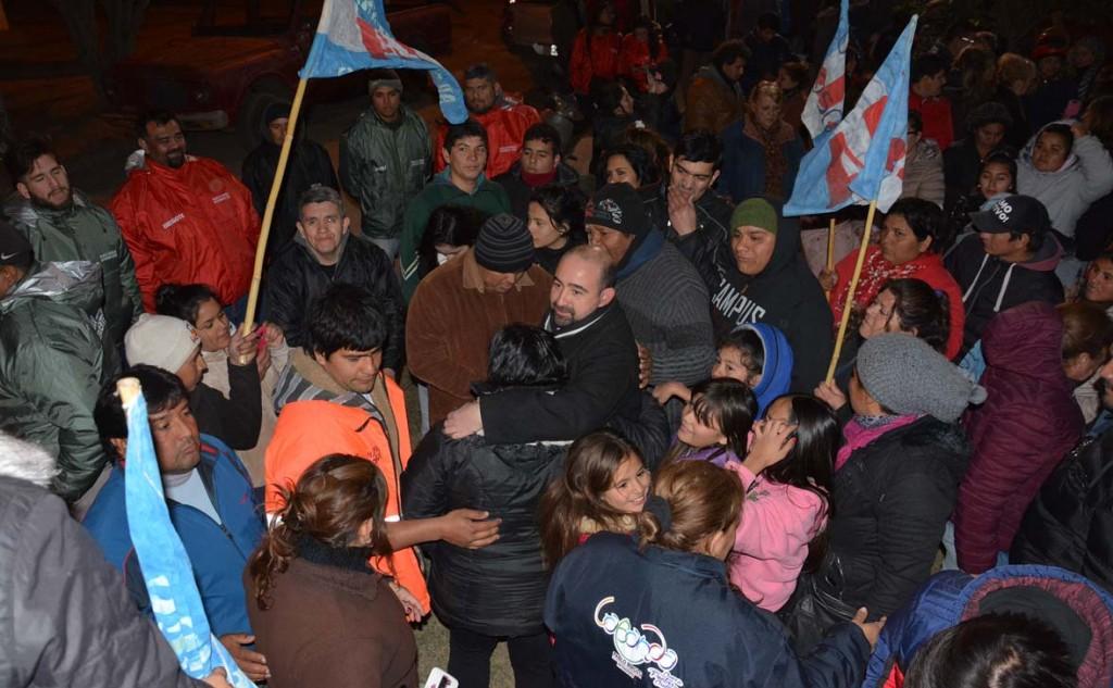 La agrupación Jóvenes Argentinos le manifestó su apoyo a los candidatos del Frente Renovador
