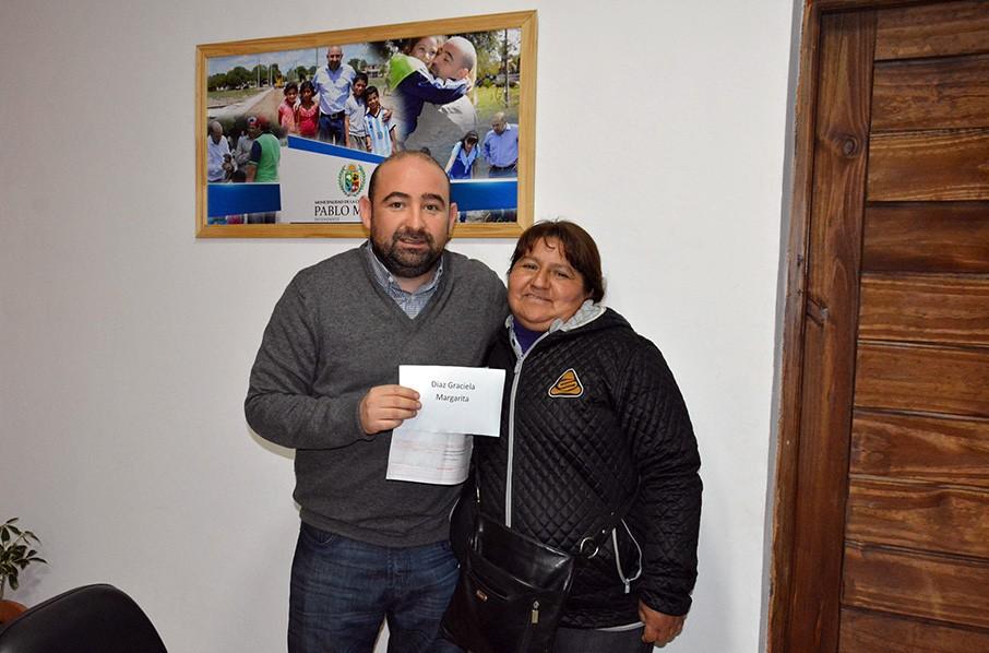El Plan de Asistencia Directa Municipal benefició a más de 40 familias durante julio