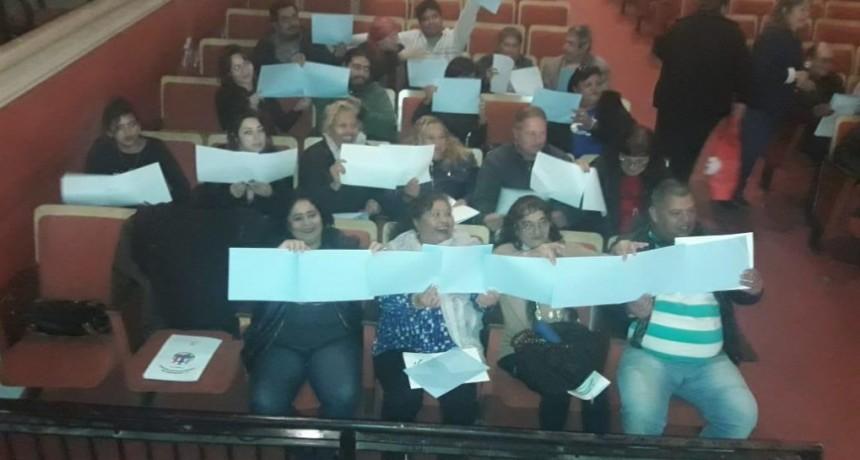 El 1° Encuentro de Capacitación Vecinal tuvo una gran convocatoria y se entregó certificados a los asistentes
