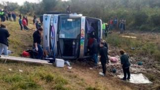 Macri envió condolencias a los familiares de las víctimas en el accidente de Tucumán
