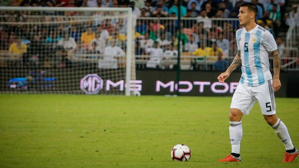 Sin Messi, Paredes es el único argentino en el equipo ideal