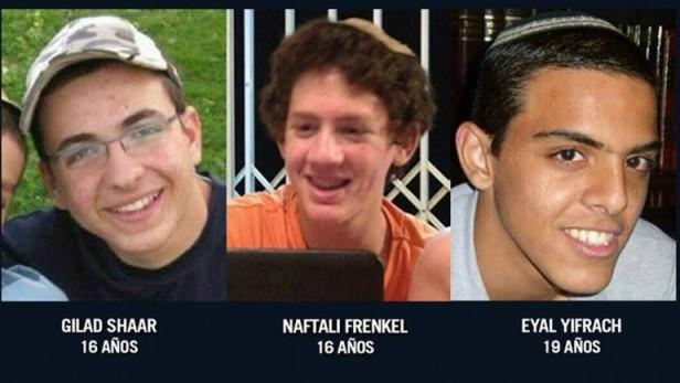 Detuvieron al terrorista de Hamas que orquestó el asesinato de los tres adolescentes judíos